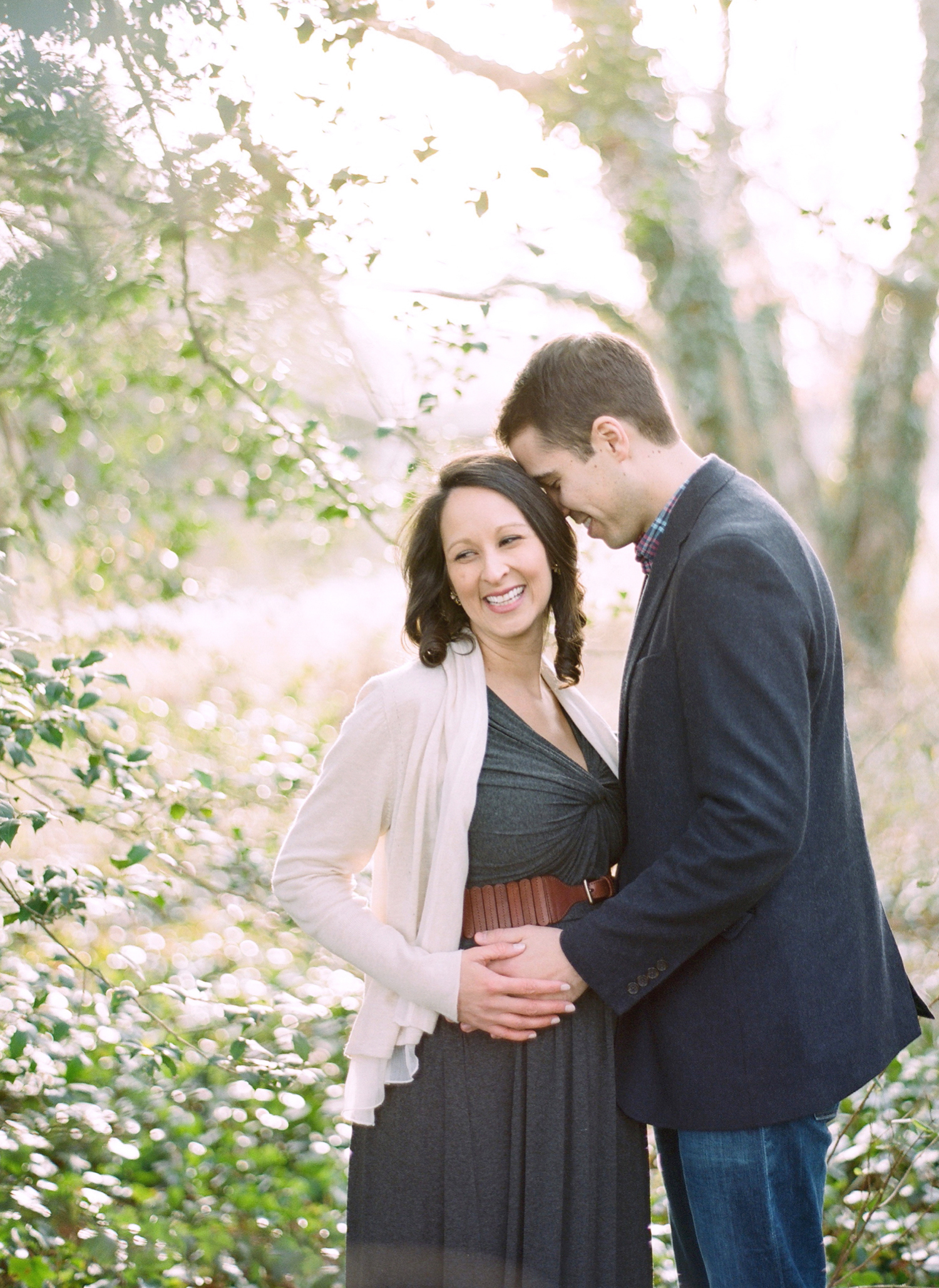 Winter Maternity Session