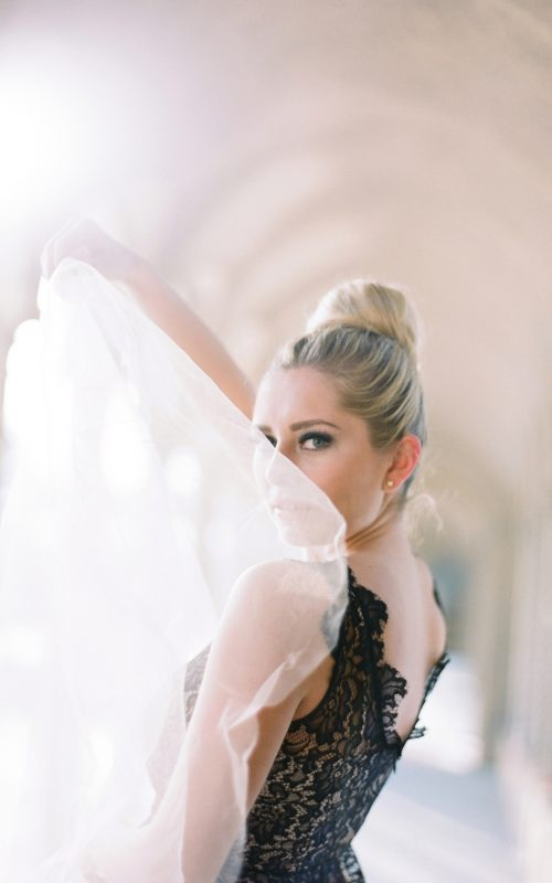 Blush Bridal Inspiration