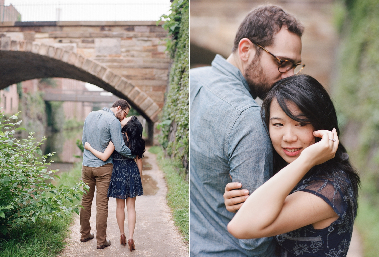city engagement session, Washington DC