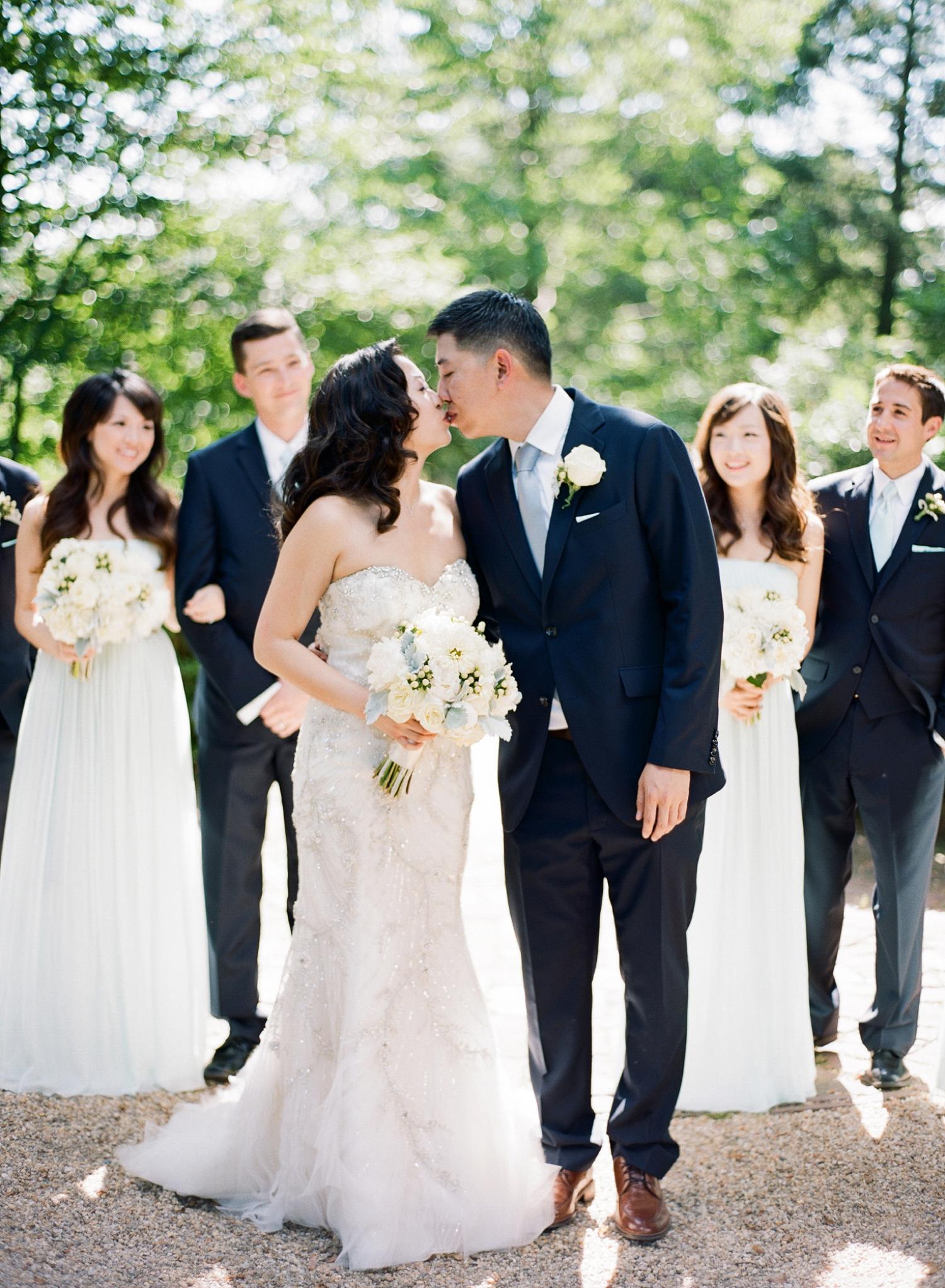 tudor place wedding photography on film