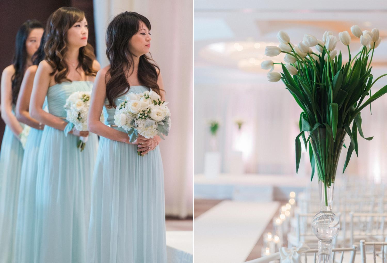 park hyatt wedding ceremony photos