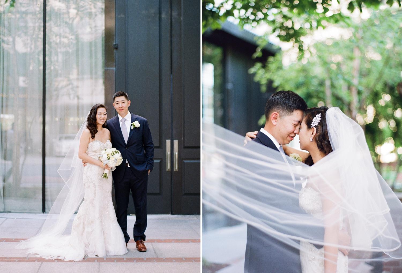 park hyatt washington dc wedding photos on film