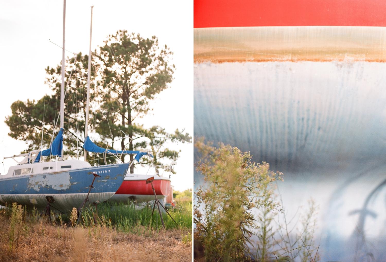 chesapeake bay landscape photos on film
