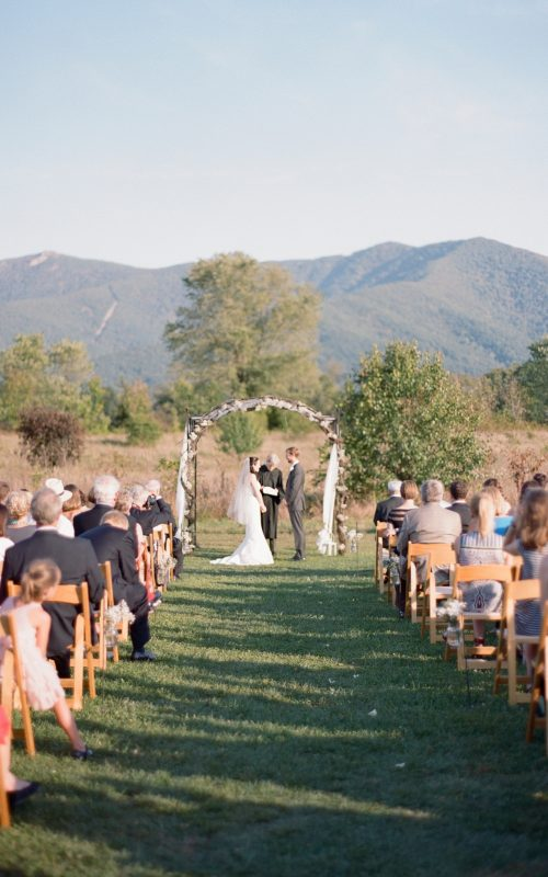 Jewel Toned Khimaira Farms Wedding