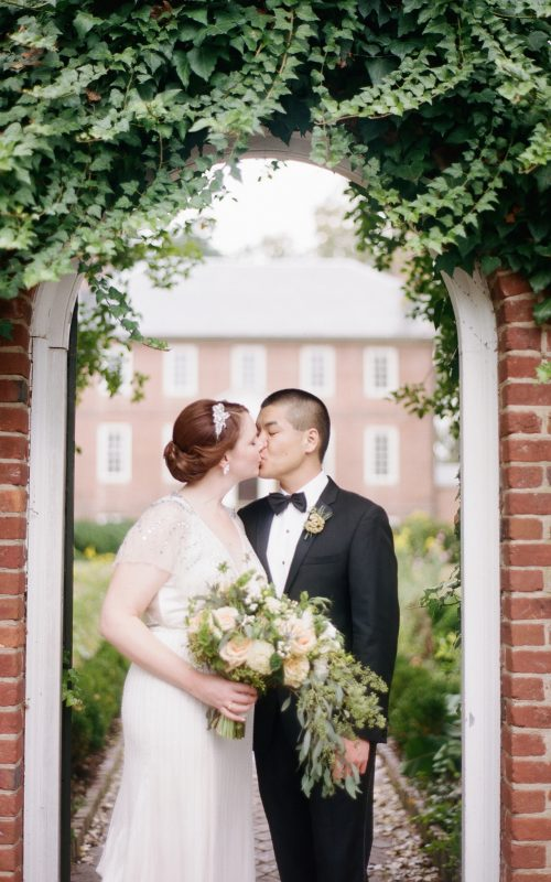 Vintage Inspired Virginia Wedding