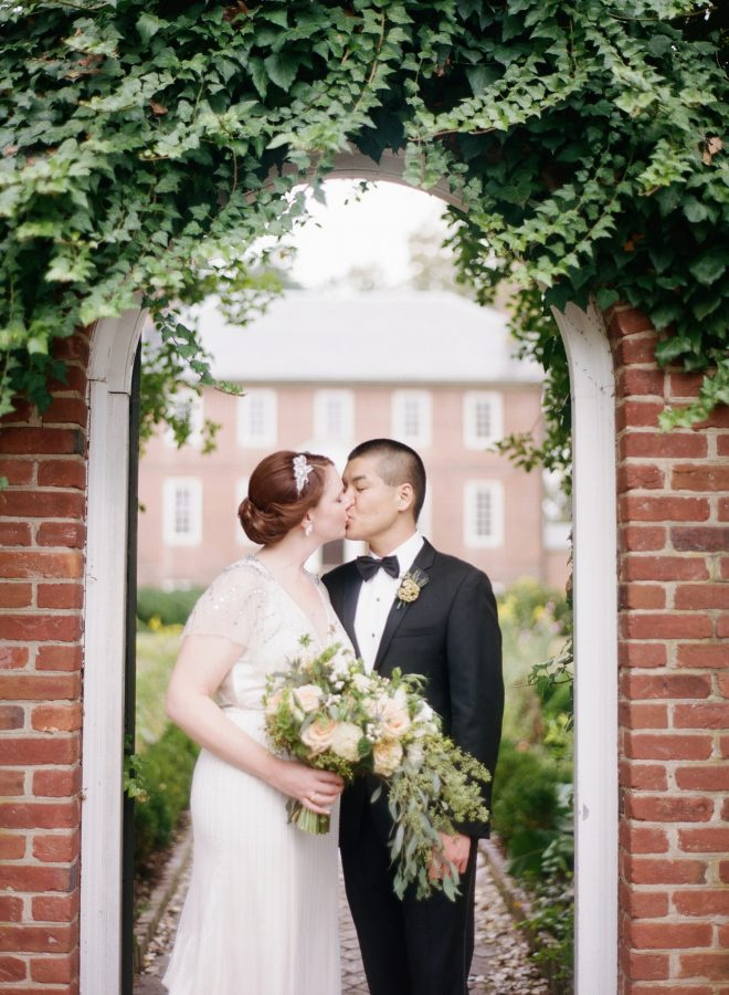 Vintage Inspired Virginia Wedding