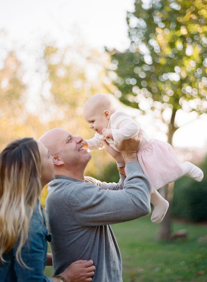 Meridian Hill Park family photos
