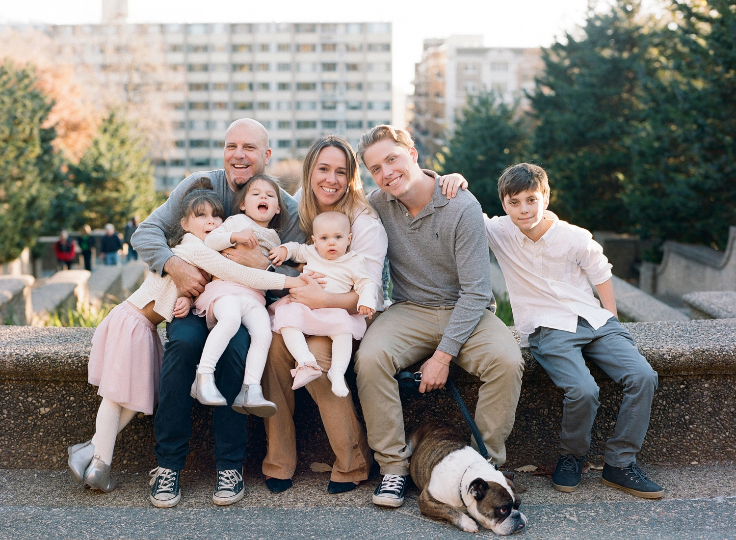meridian hill park family photos on film DC