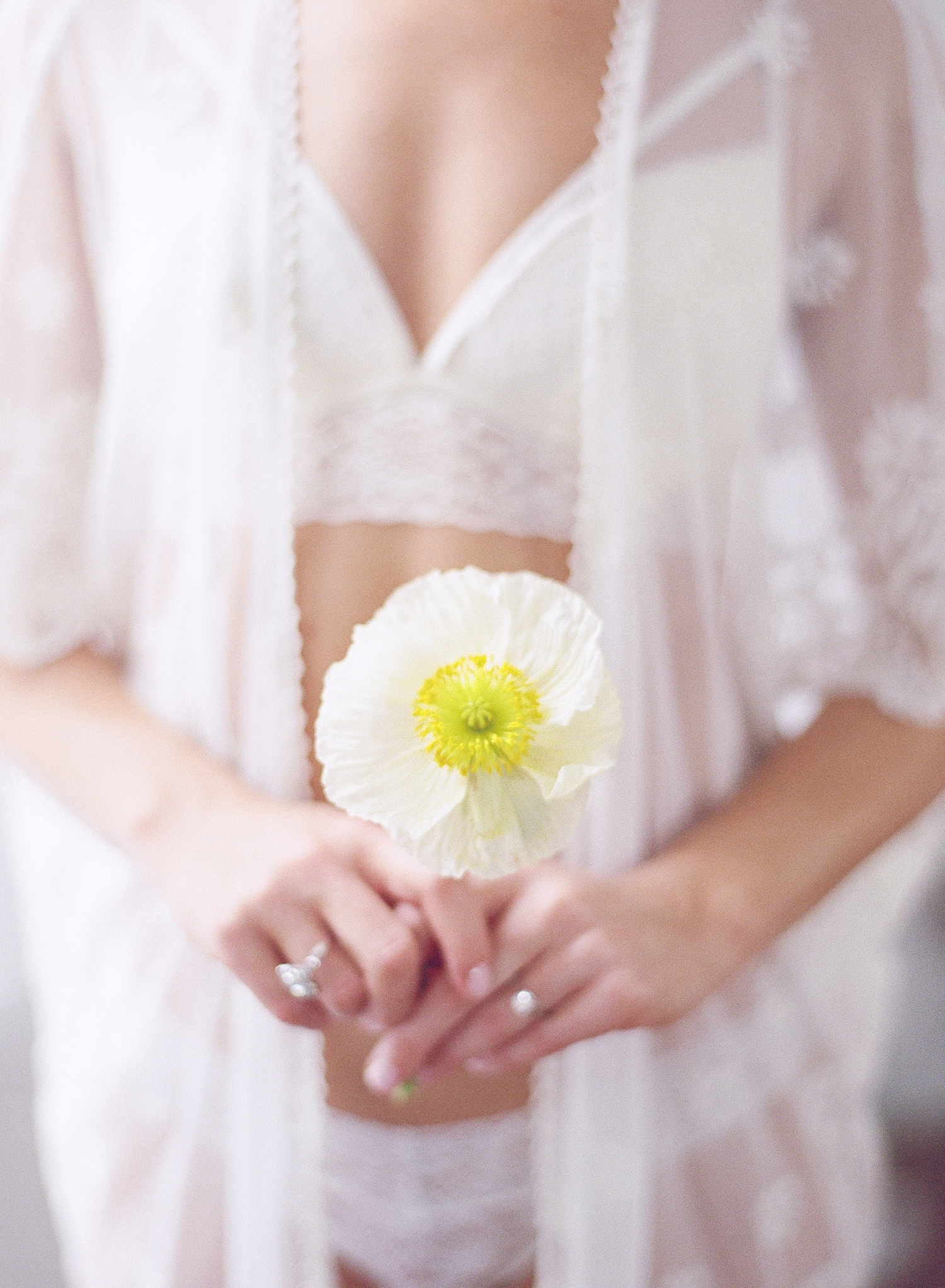 Spring Boudoir Session on Film, DC fine art photographer