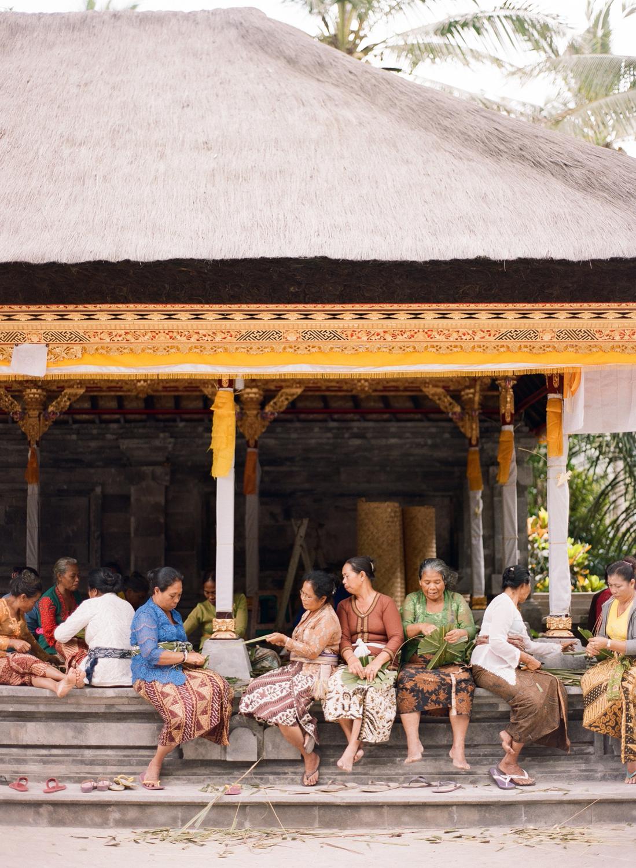 Gunung Kawi Bali, Indonesia photos on film