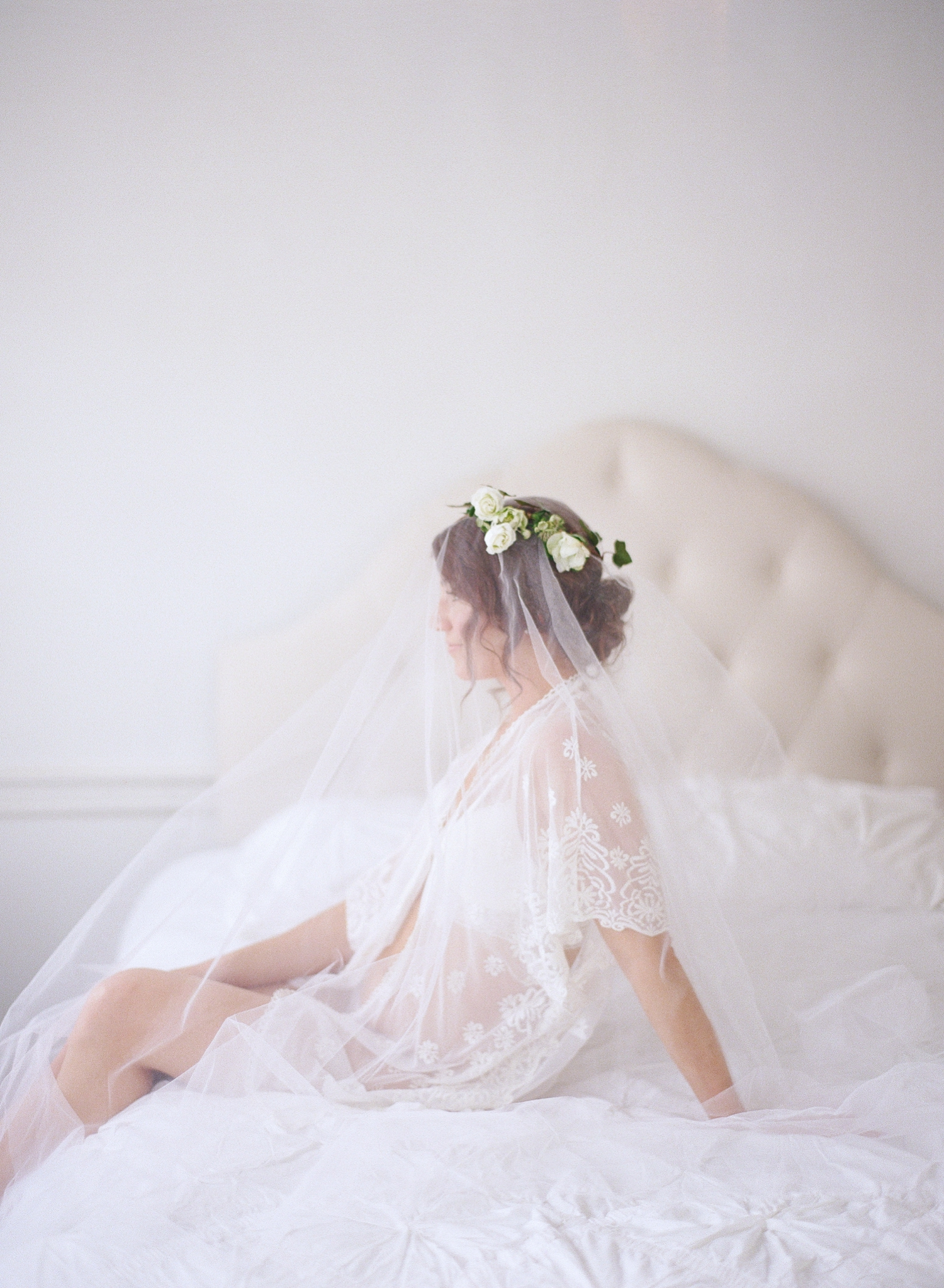 fine art film boudoir photographer, old town alexandria