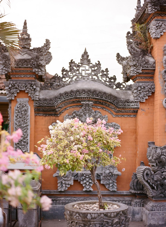Bali, Indonesia on film