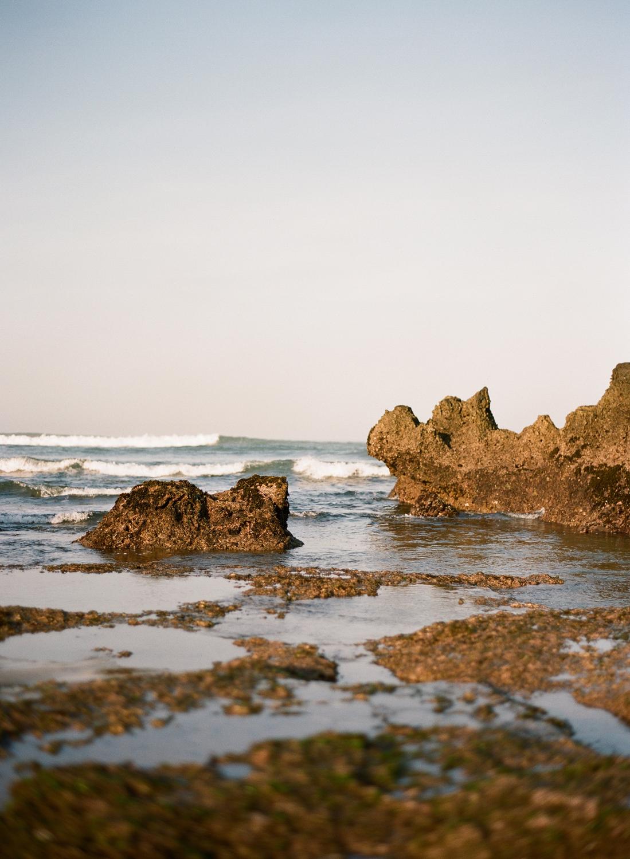 Canggu Beach, Bali Indonesia