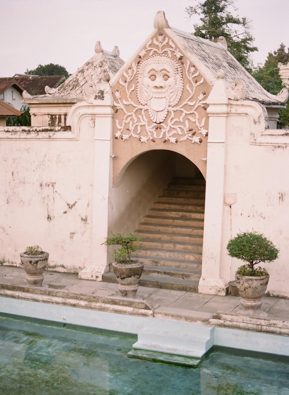 sultan's palace yogyakarta