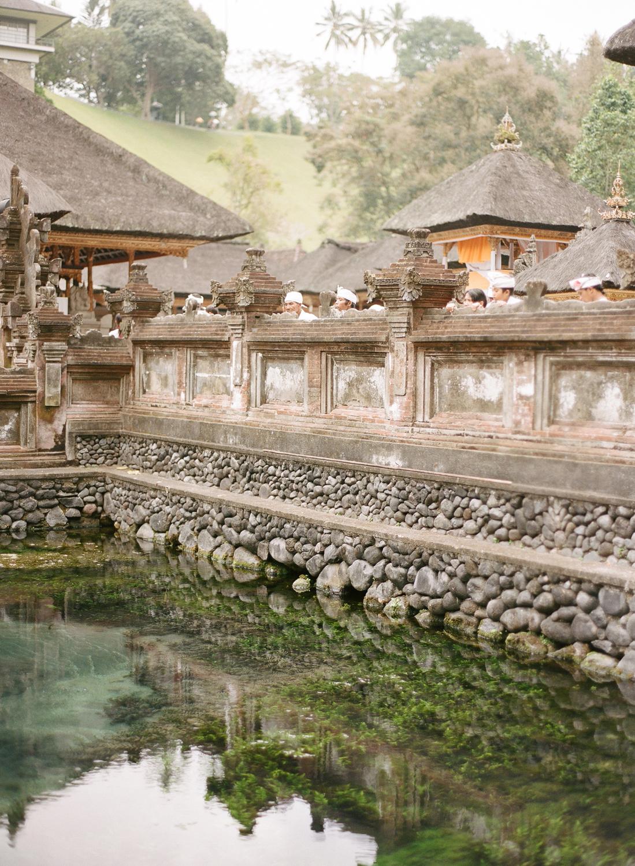 Tirta Empul holy springs