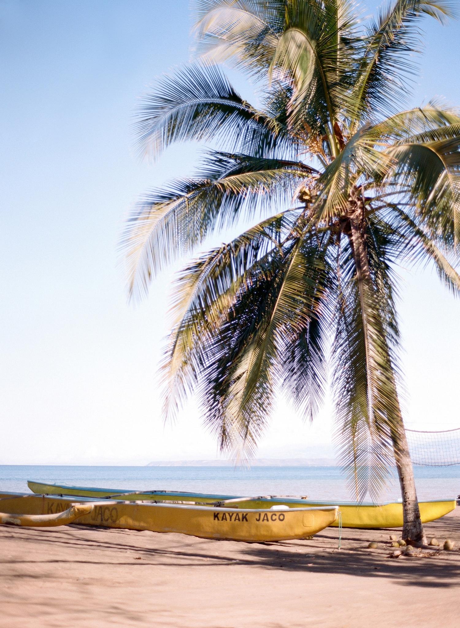 fine art film travel photography in costa rica