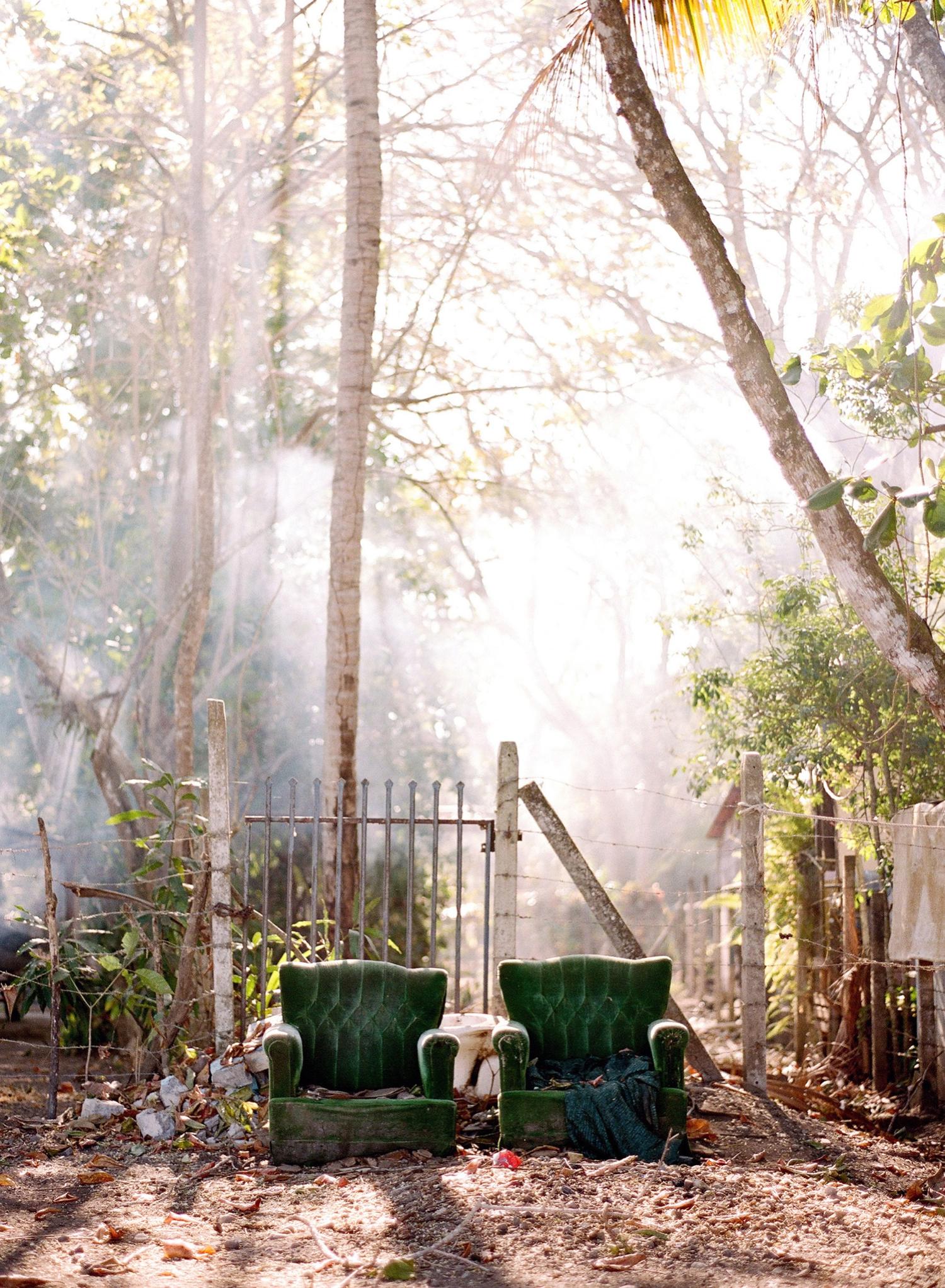 fine art film travel photos in Costa Rica