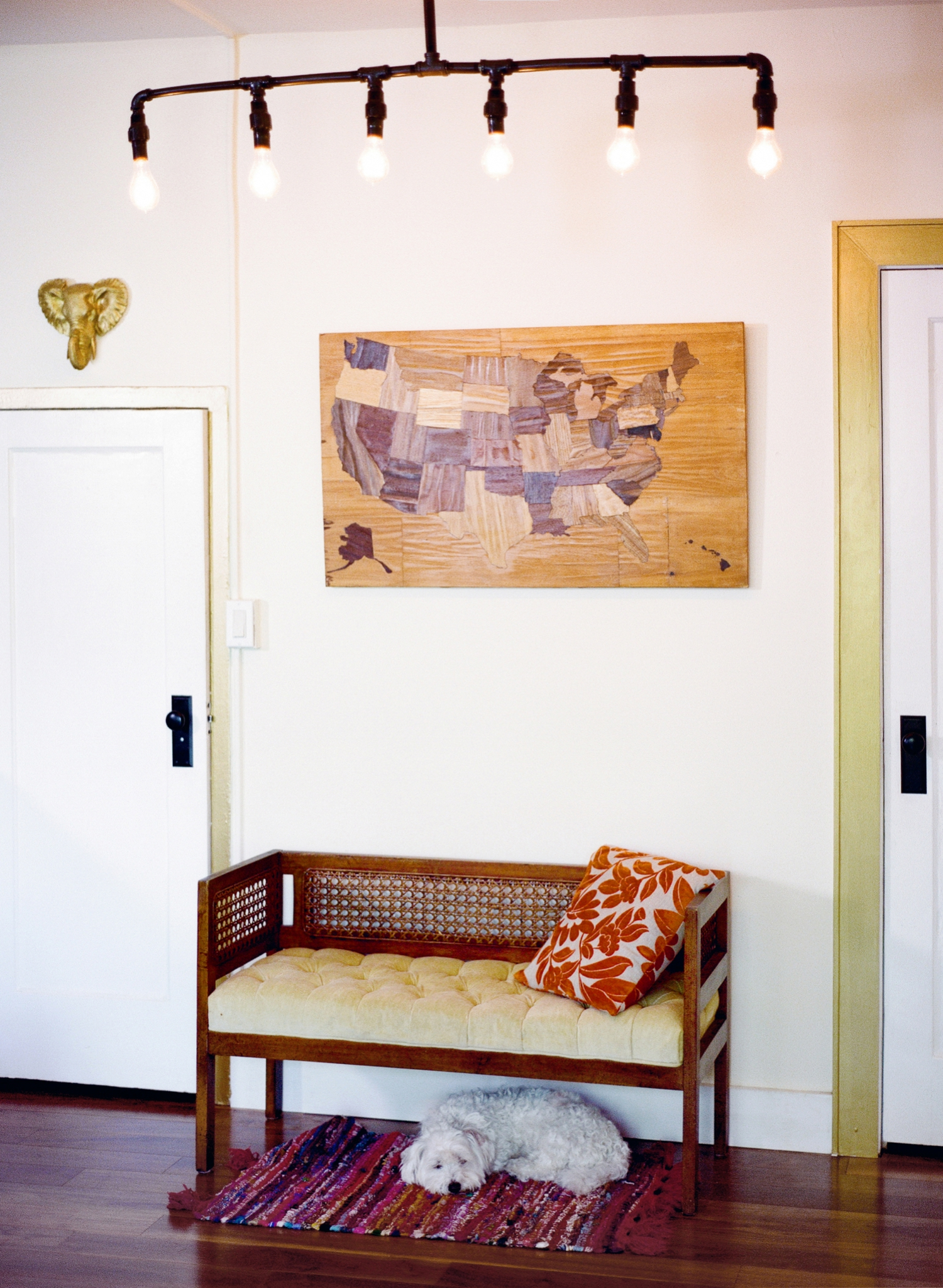 entryway inspiration for small spaces