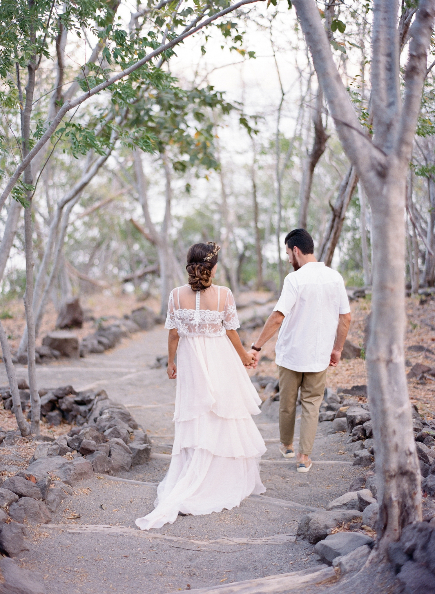 andaz papagayo costa rica wedding photos