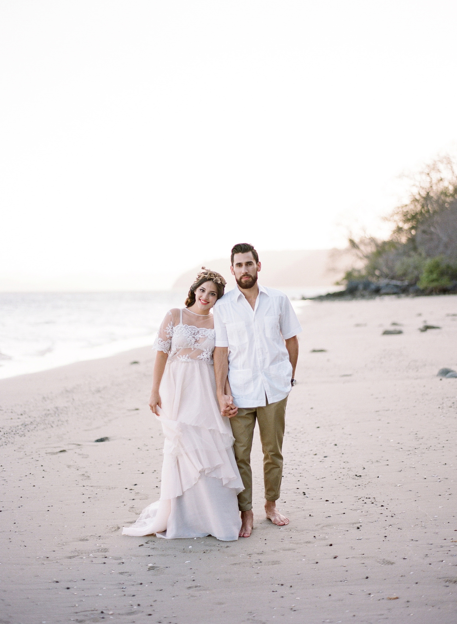 andaz papagayo resort wedding photography, destination photographer