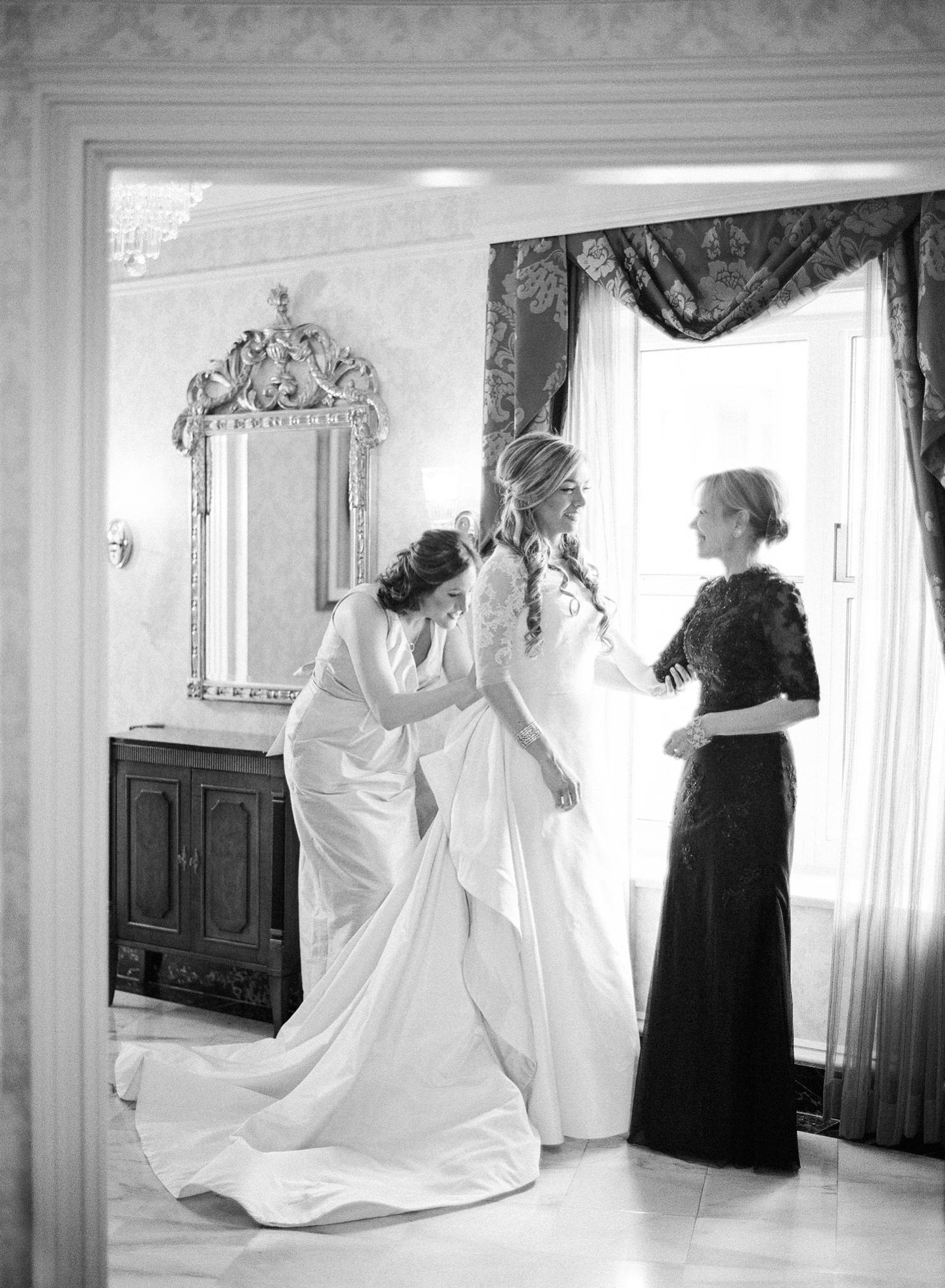willard intercontinental dc wedding, black and white fine art film photographer