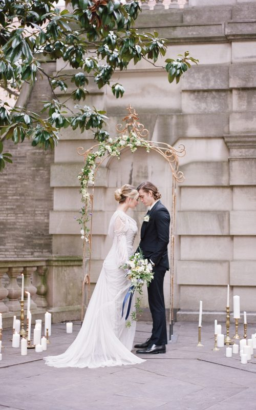 Anderson House Wedding Editorial