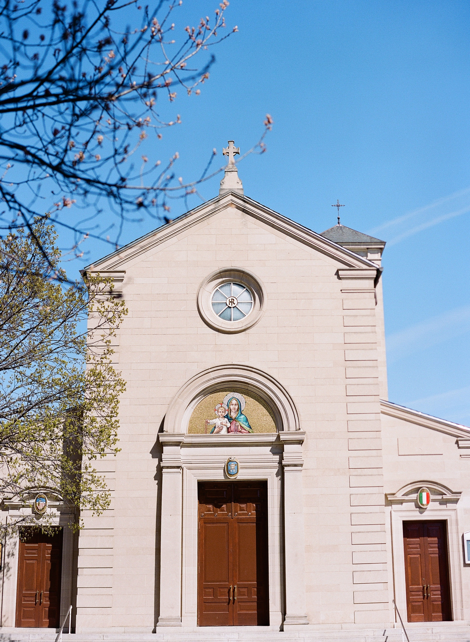 holy rosary church in dc