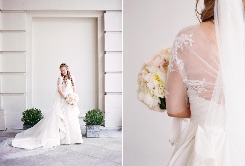 fine art film dc wedding photographer, the willard intercontinental