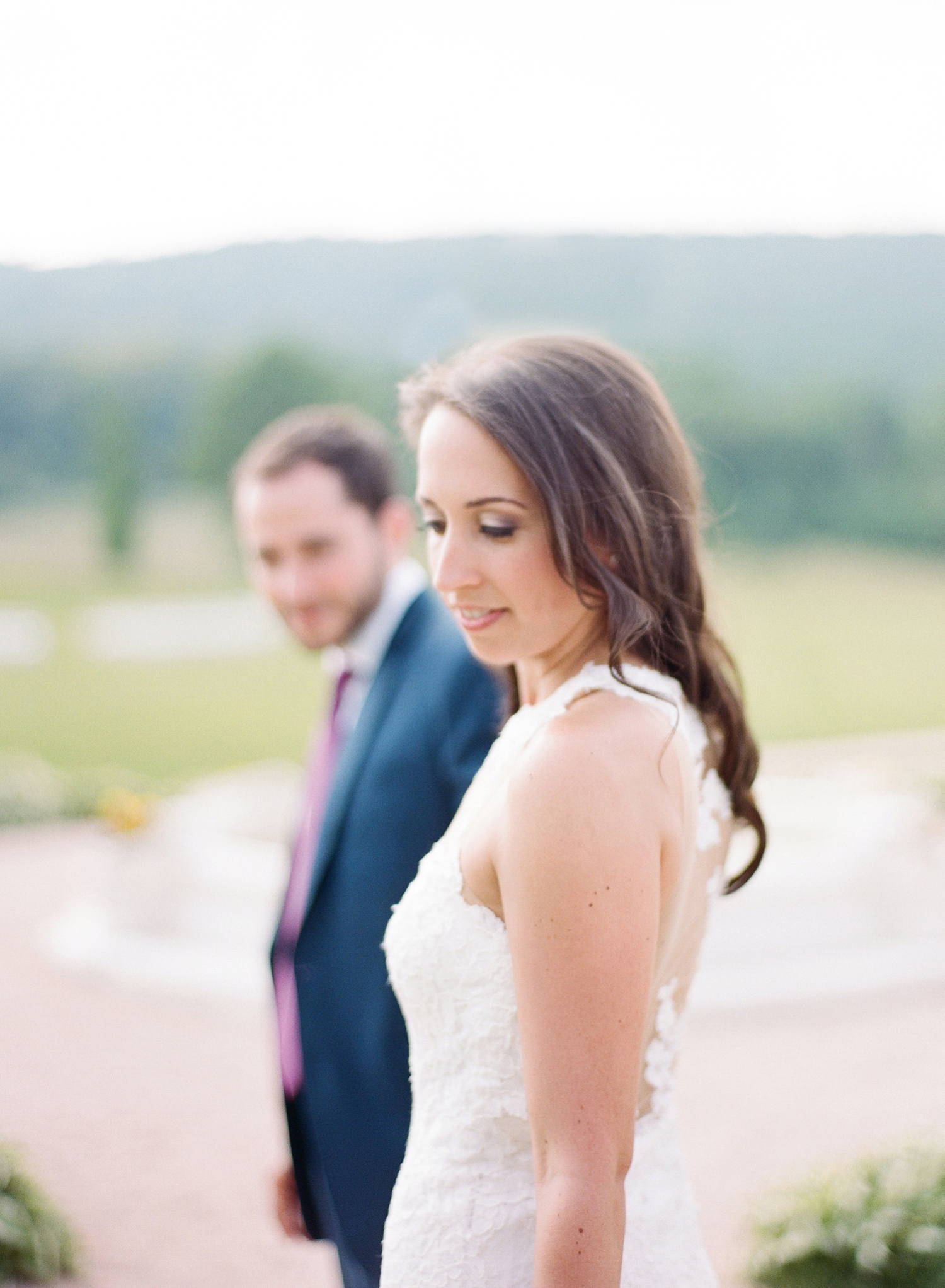 fine art maryland wedding photographer, springfield manor winery