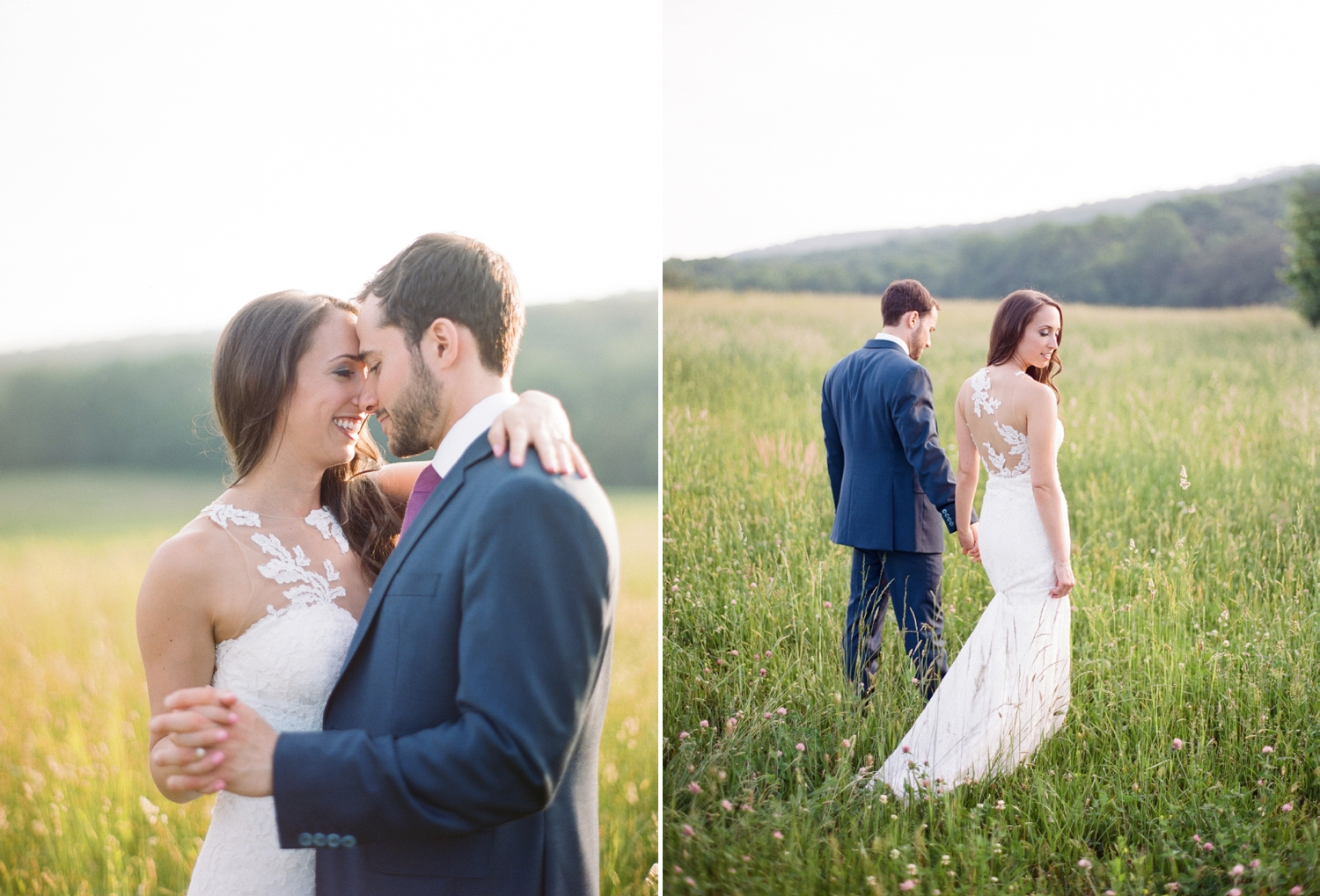 fine art wedding at springfield manor winery and distillery