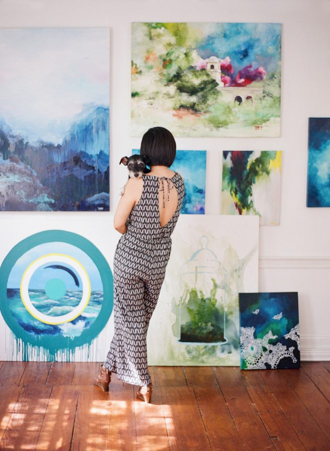 Artist Portraits, Thao Kim Trang