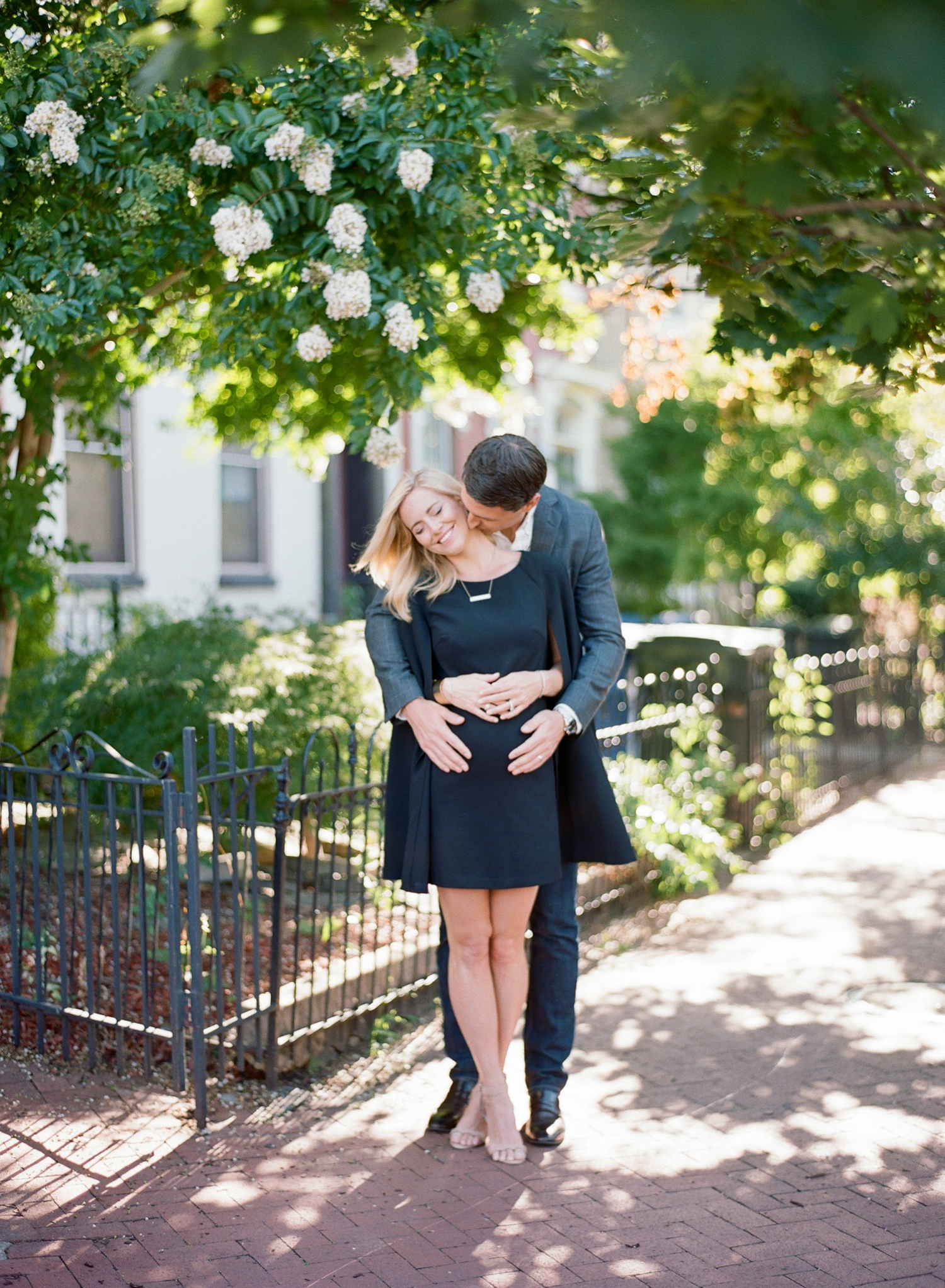 Chic City DC Maternity Session