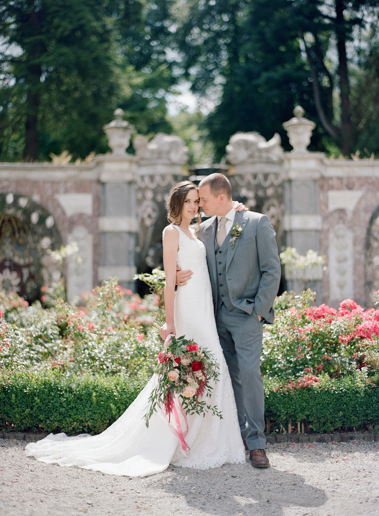 kasteel rosendael wedding editorial