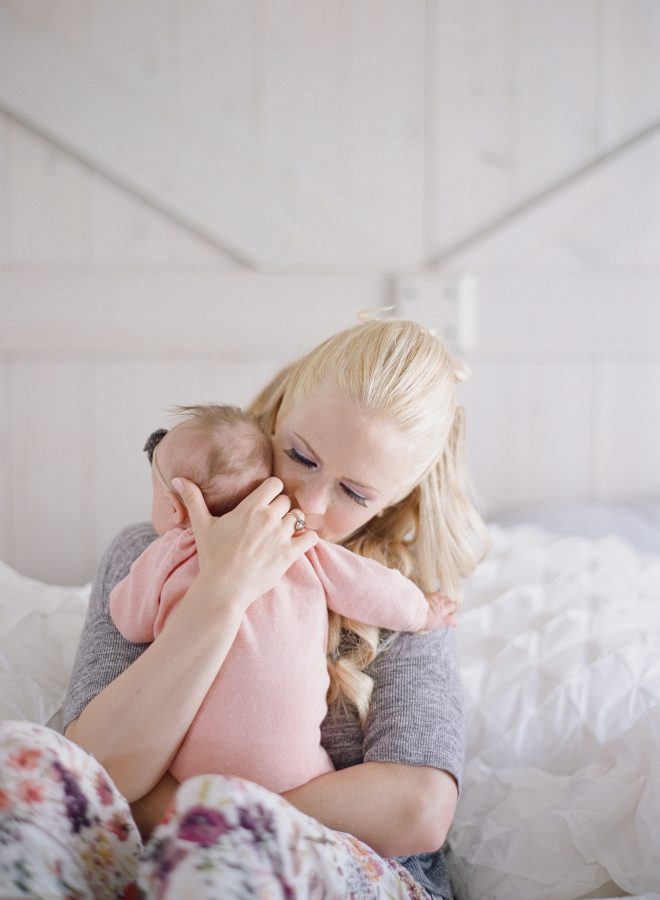 Baby Lily's Blush Nursery