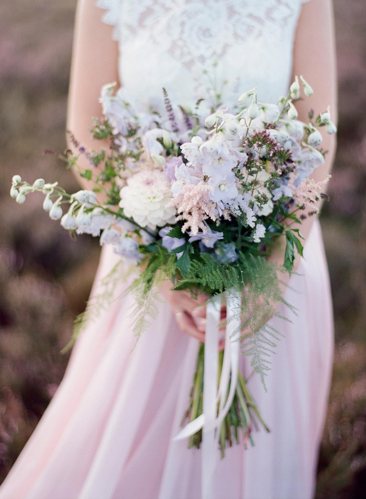 Veluwe bloemen verloving