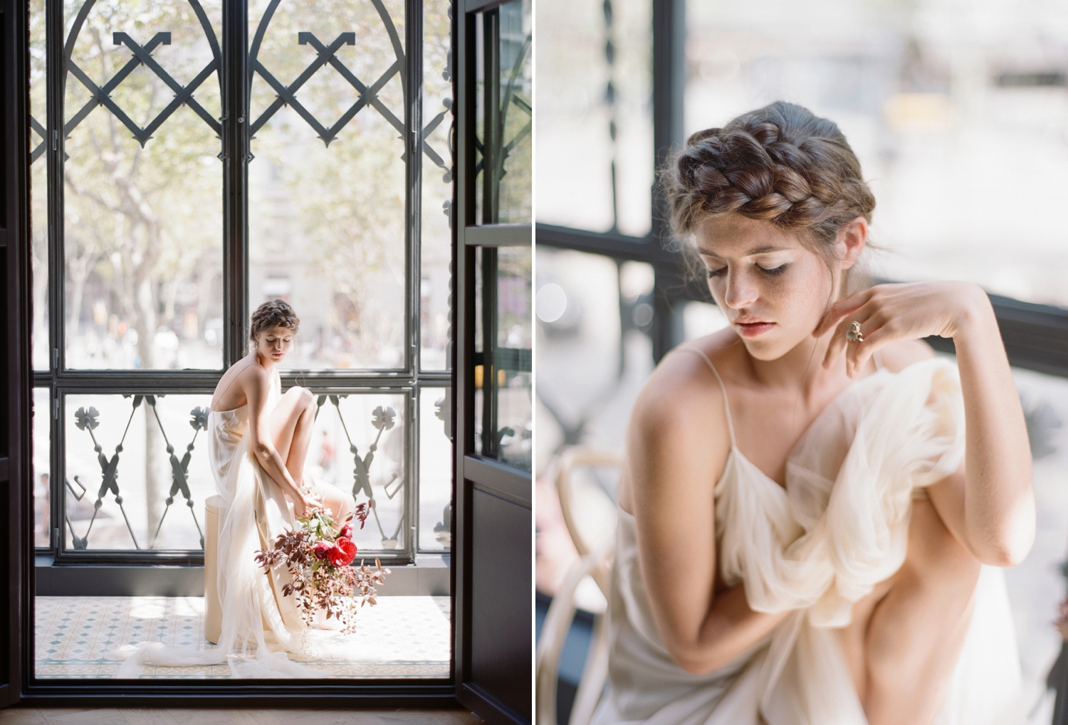 Destination Film Boudoir Session