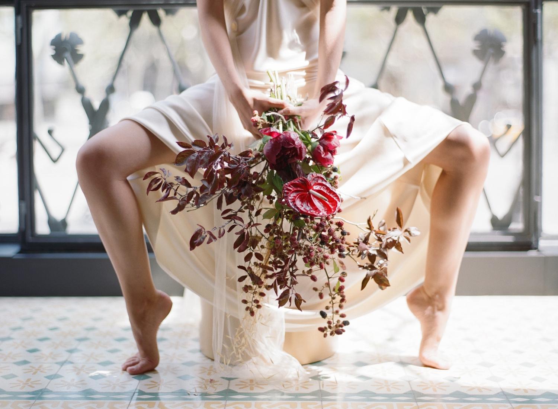 fine art film destination wedding photographer, barcelona spain