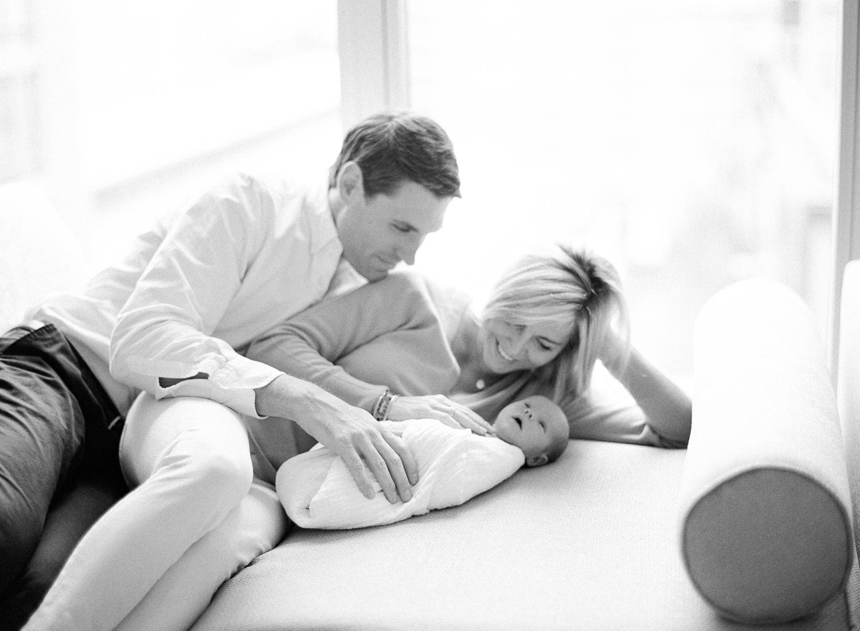 black and white film family photographer, washington dc