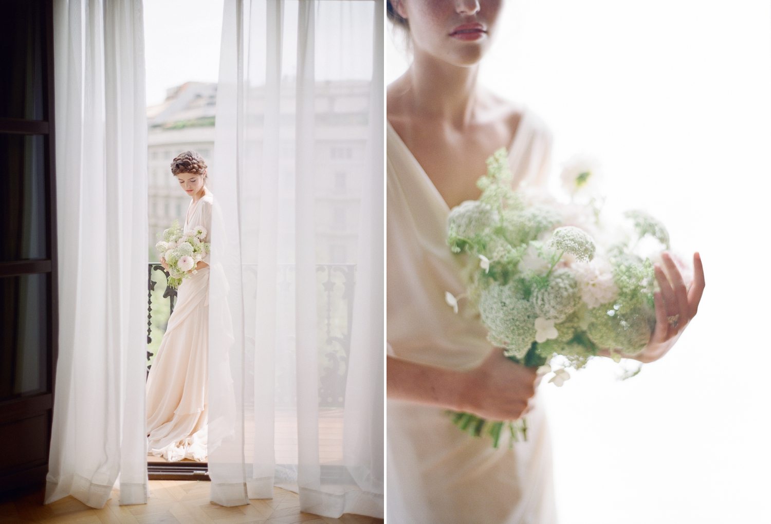 fine art bridal boudoir photographer, destination wedding barcelona