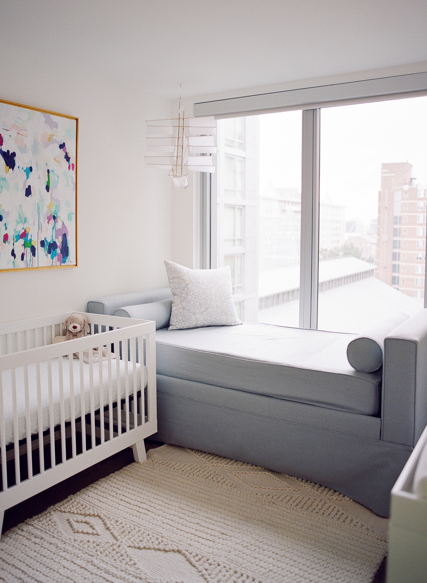 modern washington dc nursery design
