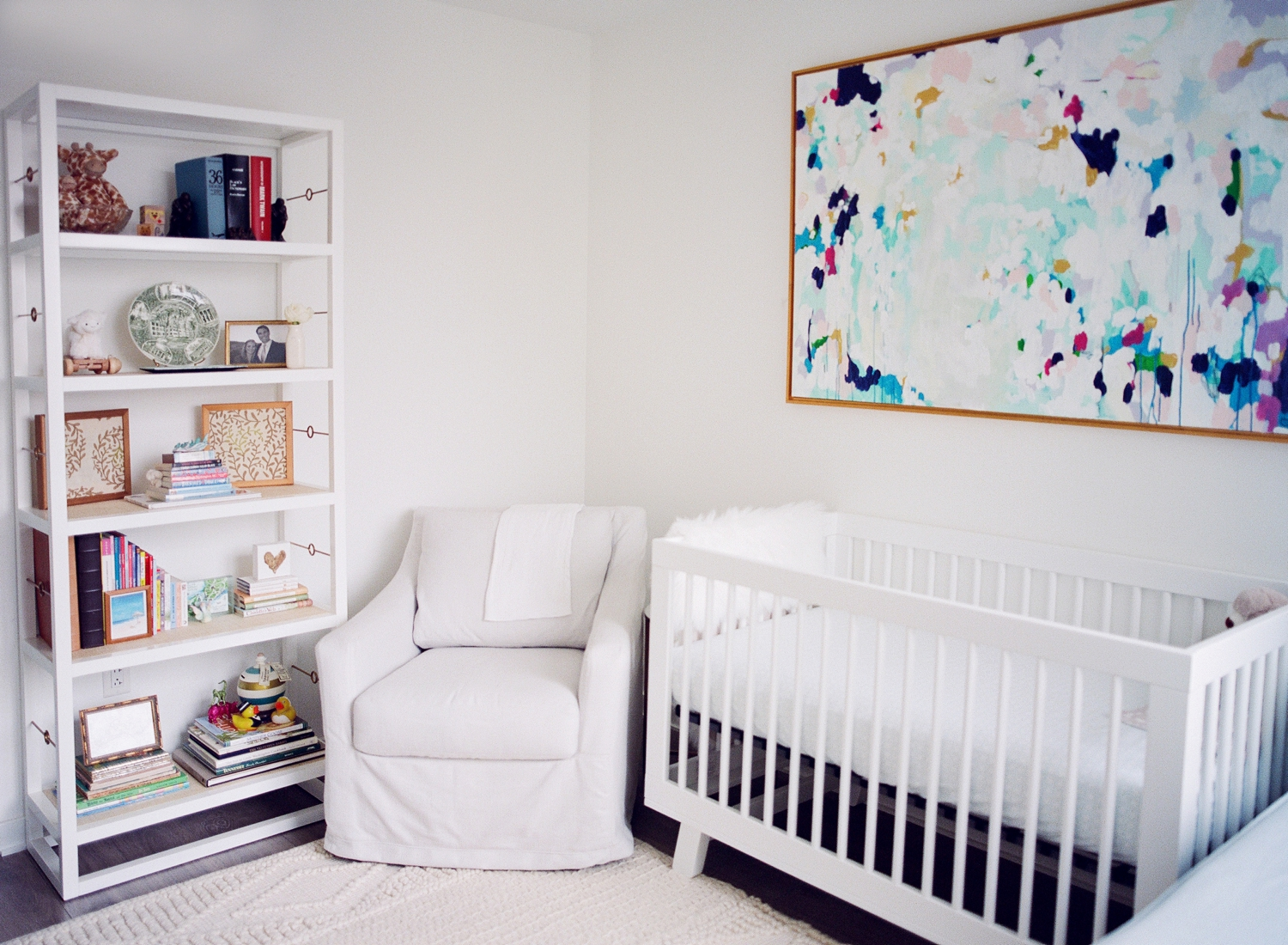 washington dc baby boy nursery