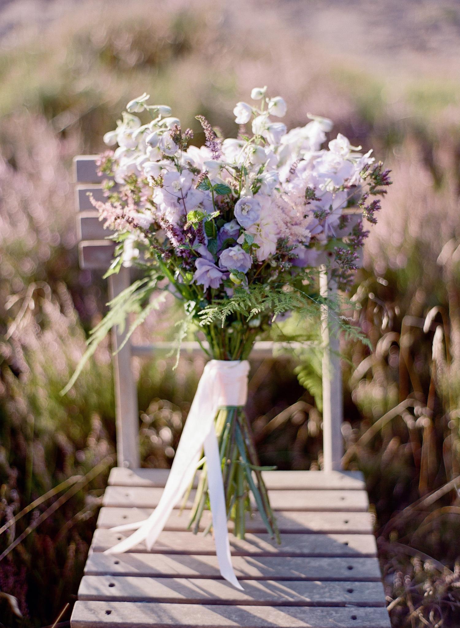 wildflowers fine art film wedding photographer in amsterdam