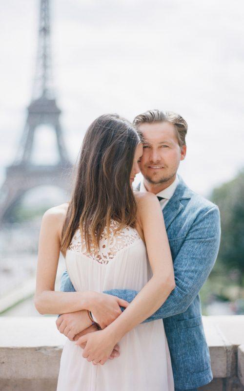 Parisian Engagement Session