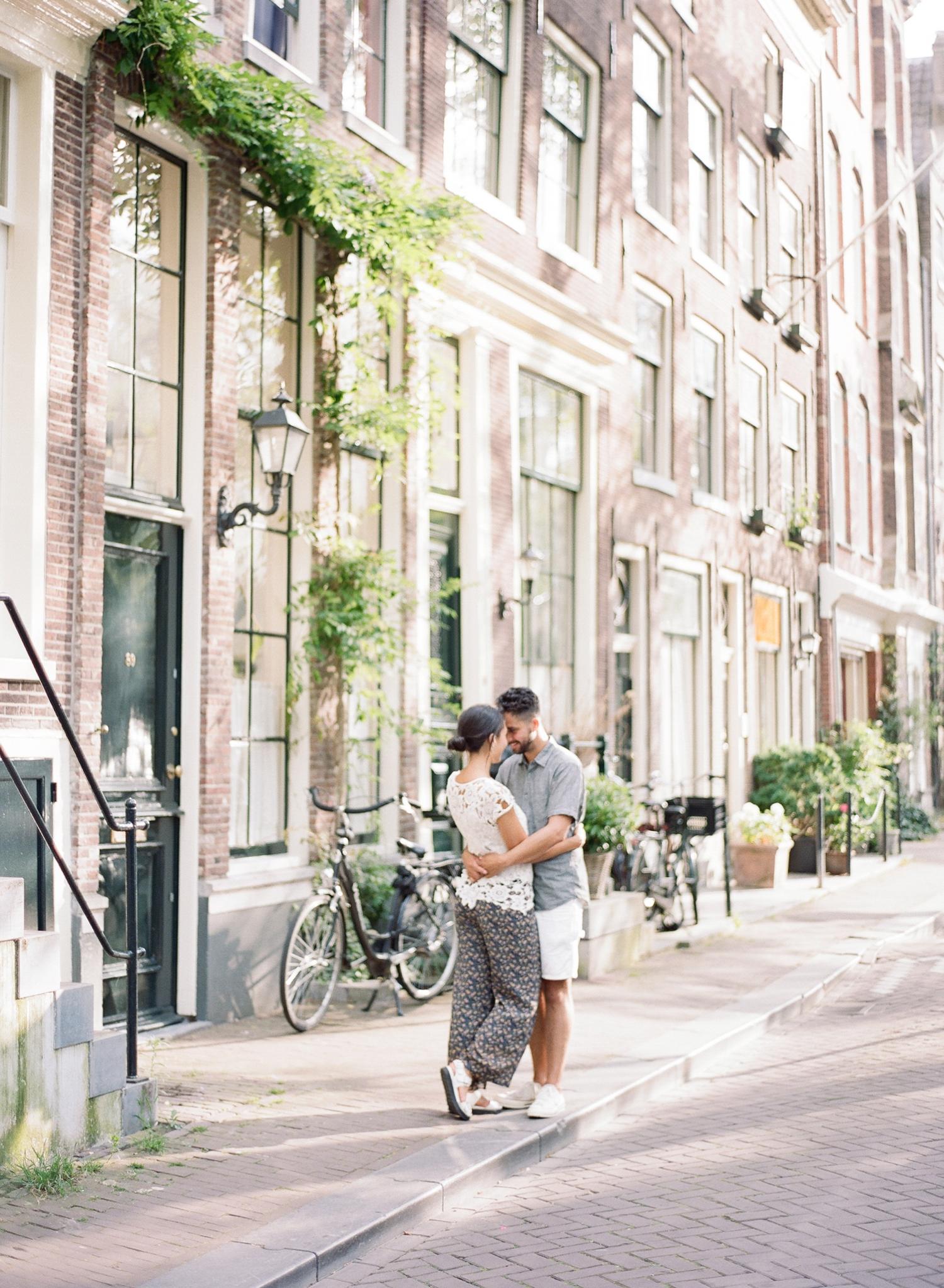 amsterdam engagement session