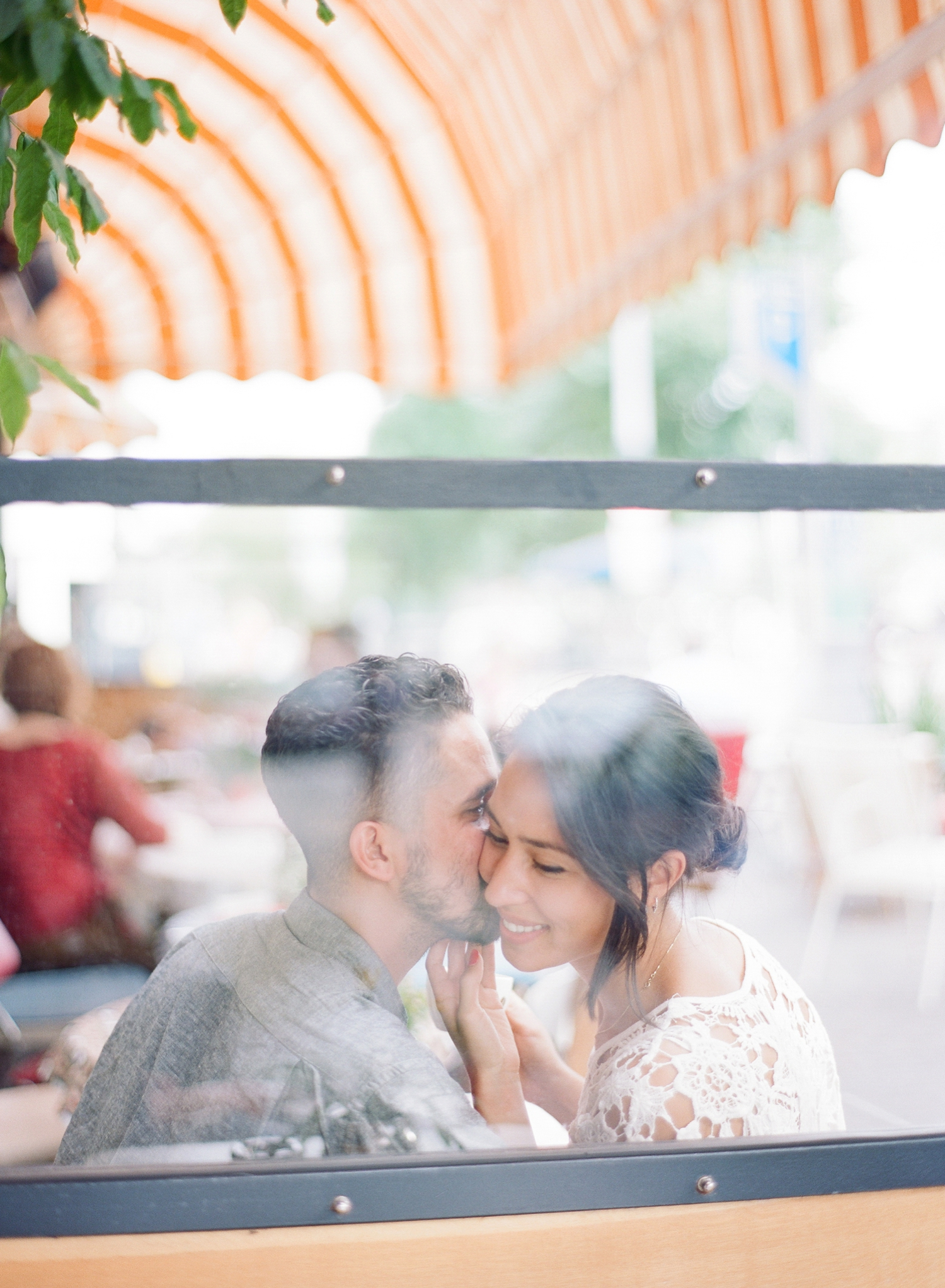 engagement session in amsterdam, fine art film photographer