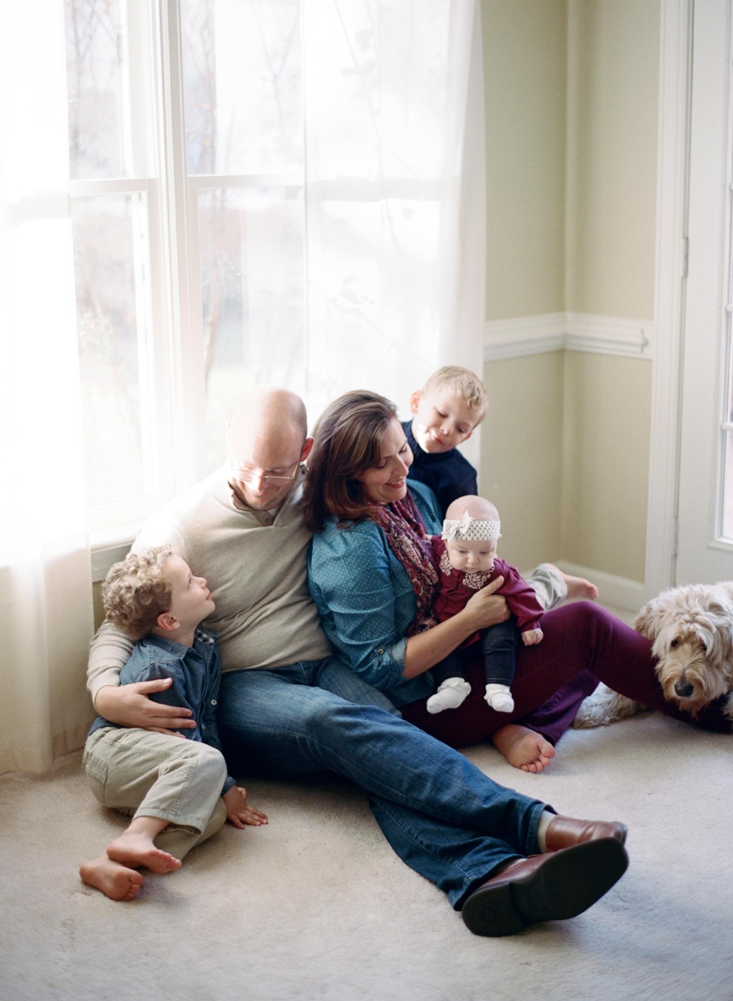 fine art family photographer in northern virginia