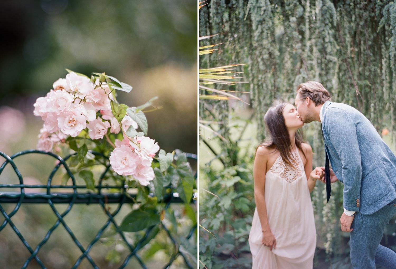 Engagement Couple Wedding Photography Paris