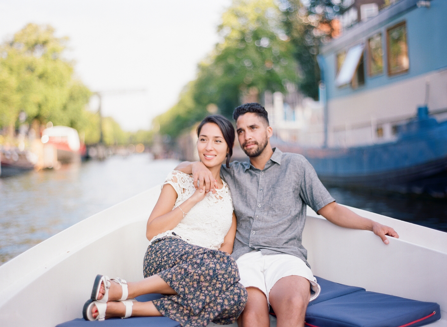 Amsterdam Canals Photo Shoot