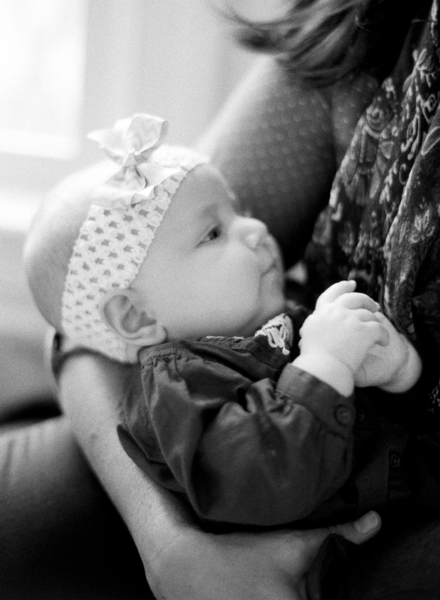 fine art film baby photographer in northern virginia