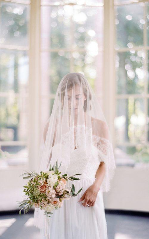 Conservatory Bridal Inspiration
